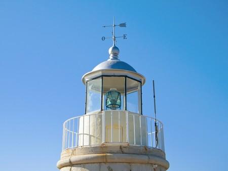Lighthouse lamp-room. Stock Photo - 6928237