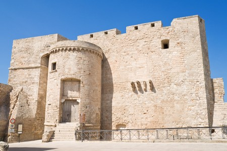 Carlo V Castle. Monopoli. Apulia. photo