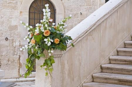 Wedding day. Stock Photo