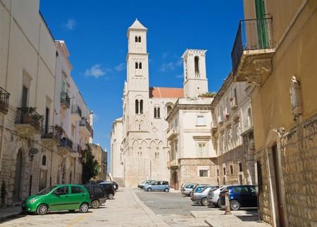 Cathedral Square. Giovinazzo. Apulia. Stock Photo - 6973380