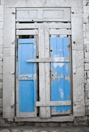 decadent: Decadent wooden frontdoor. Stock Photo