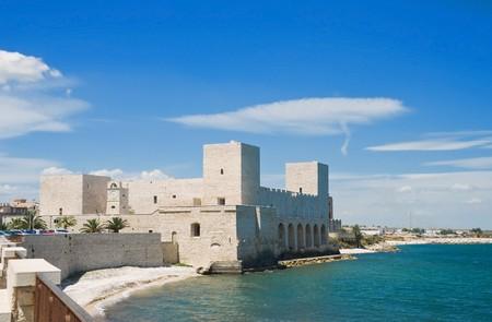 Frederick II Castle. Trani. Apulia. Stock Photo - 7232338