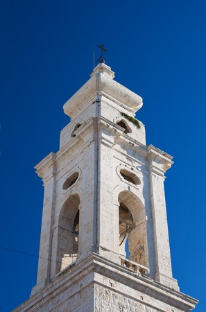 Belltower Cathedral. Turi. Apulia. photo