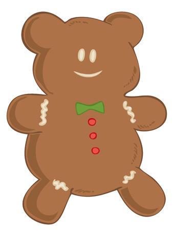 sweetened: Gingerbread.