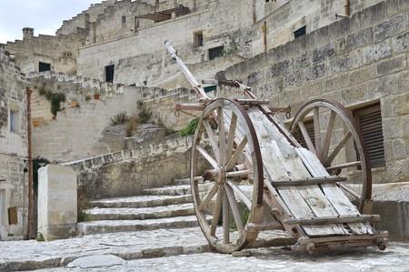 Sassi di Matera. Basilicata.