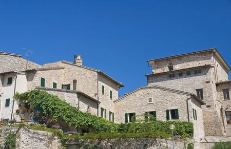 spello: Spello. Umbria. Italy.