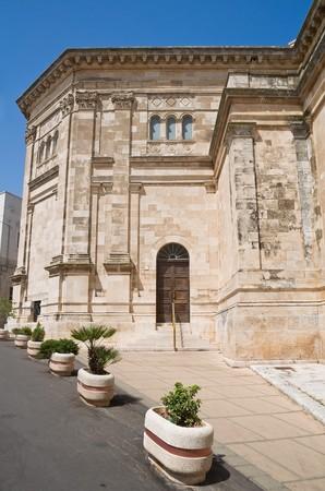 SS. Cosma e Damiano Basilica. Alberobello. Apulia. Stock Photo - 7640046