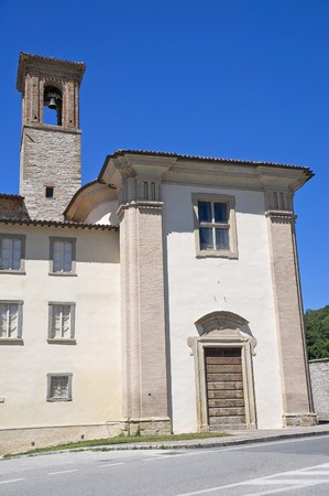 St. Benedetto Church. Gubbio. Umbria. Stock Photo - 7871804
