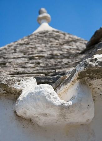 Trullo. Alberobello. Apulia. photo