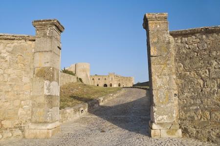 foggia: Ducal Palace. Bovino. Foggia. Apulia.