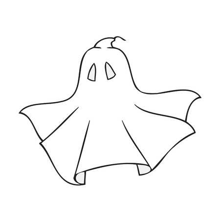 Ghost. Stock Vector - 7973686