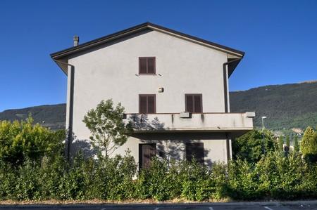 Family house. Stock Photo - 7973913