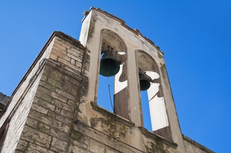 rustiness: Historic belltower. Stock Photo