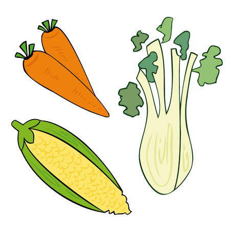 panicle: Vegetables.