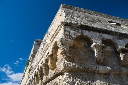 swabian: Norman- Swabian Castle. Bari. Apulia.