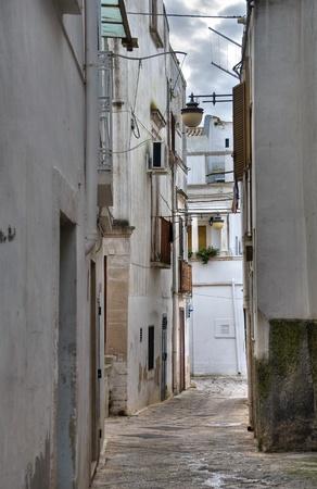 chimney corner: Callej�n. Noci. Apulia.