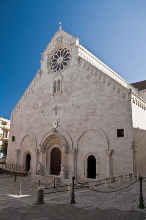 puglia: Cathedral. Ruvo di Puglia. Apulia.