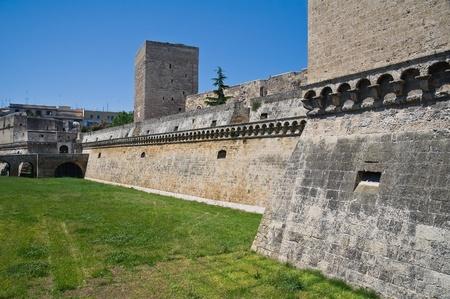 Castello Normanno-Swabian. Bari. Apulia.