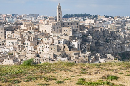 sassi: The Sassi of Matera. Basilicata.