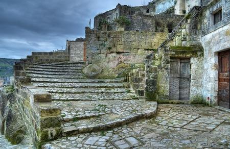 The Sassi of Matera. Basilicata. photo