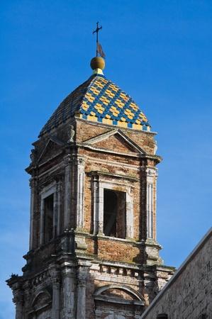 conversano: St. Benedetto Convent. Conversano. Apulia.