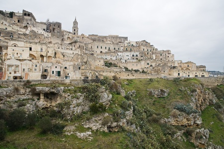 basilicata: The Sassi of Matera. Basilicata.