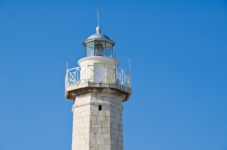 navigational light: Lighthouse.
