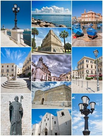 Collage di Bari. Archivio Fotografico