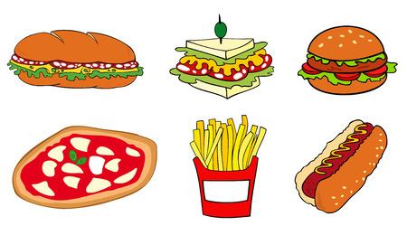 Fast food group.