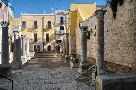 buon: St .Maria del Buon Consiglio Square. Bari. Apulia.