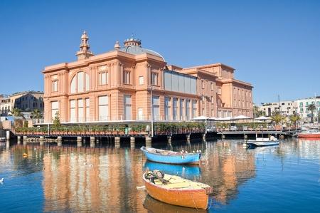 Teatro Margherita. Bari. Apulia.