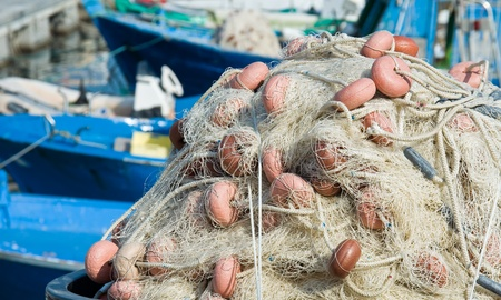 Fishing Net. photo
