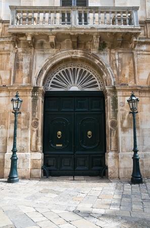 Historical palace. photo