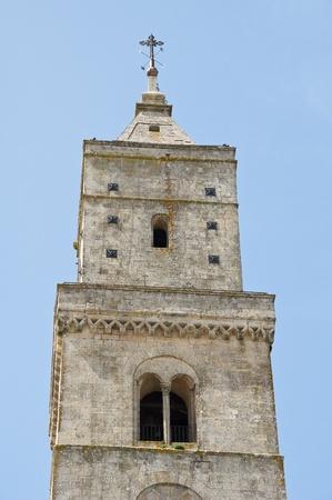 matera: Belltower Cathedral. Matera. Basilicata.