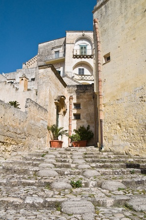 View of Matera. Basilicata. Stock Photo - 9369047