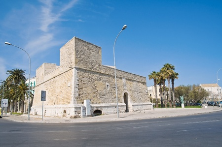 St. Antonio Fortress. Bari. Apulia. Stock Photo - 9369032