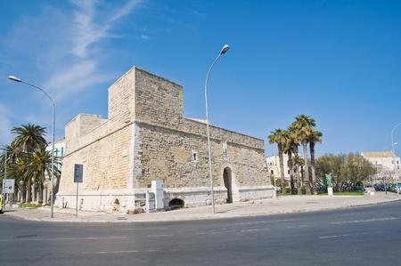 St. Antonio Fortress. Bari. Apulia. Stock Photo - 9369032