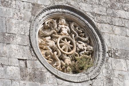 Tomba di Rotari. Monte Santangelo. Puglia. Italy. photo