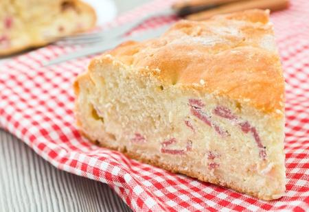 Ricotta cheese calzone. Stock Photo - 11695042