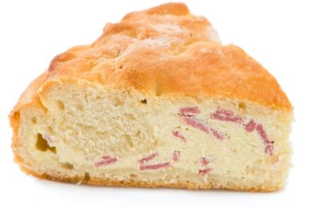 Ricotta cheese calzone. Stock Photo - 11695044