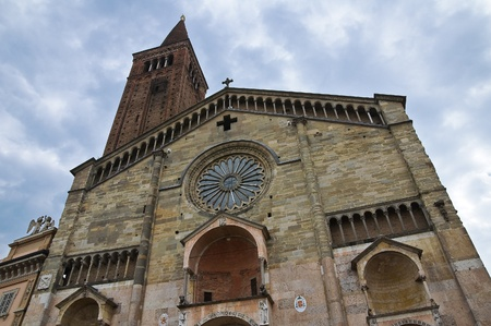 piacenza: Cathedral. Piacenza. Emilia-Romagna. Italy.