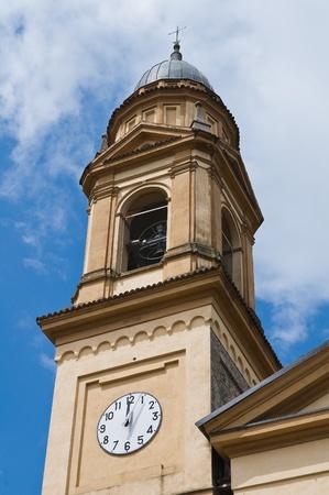 St. Agata church. Rivergaro. Emilia-Romagna. Italy. Stock Photo - 11910730