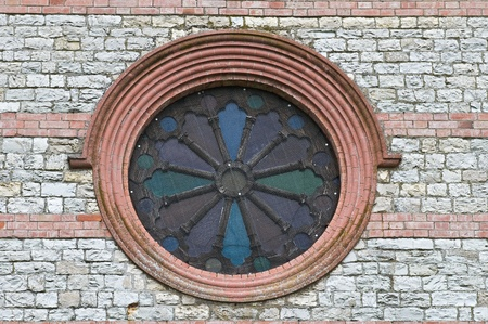 rose window: Rosone. Archivio Fotografico