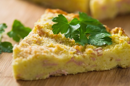 Potato gateau. Stock Photo - 11943400