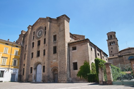 St. Francesco del Prato Church. Parma. Emilia-Romagna. Italy. Stock Photo - 12038780