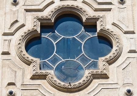 oratoria: Rossi Oratorio. Parma. Emilia-Roma�a. Italia. Foto de archivo