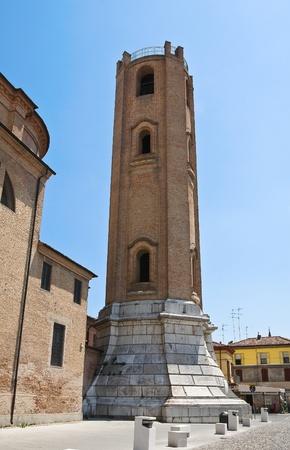 Cathedral of St. Cassiano. Comacchio. Emilia-Romagna. Italy. Stock Photo - 12137809