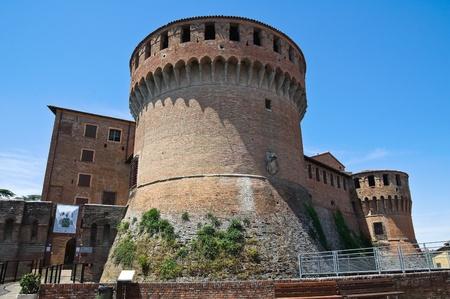 Sforza's Castle. Dozza. Emilia-Romagna. Italy. Stock Photo - 12315808
