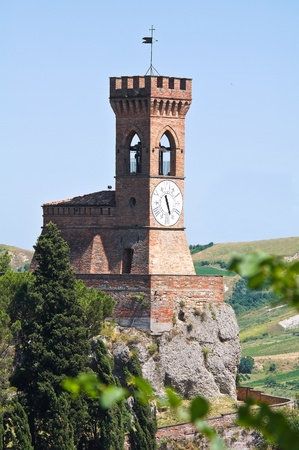 clocktower: Clocktower. Brisighella. Emilia-Romagna. Italy.