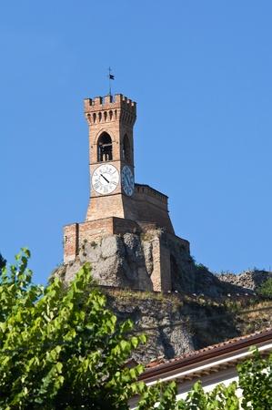 Clocktower. Brisighella. Emilia-Romagna. Italy. photo